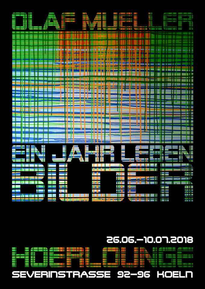 Ausstellung Olaf Müller